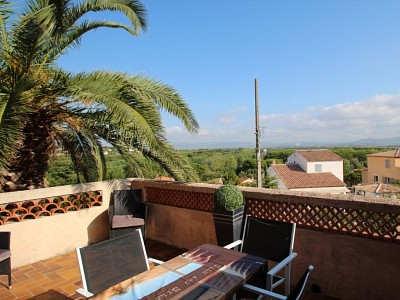 APPARTEMENT T2 A VENDRE - ST AYGULF - 35 m2 - 179000 €
